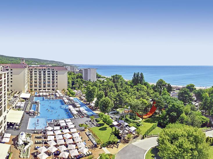 Meli� Grand Hotel Hermitage
