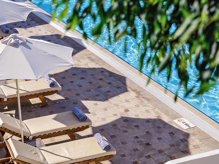 Hotel Lindos – Vlicha Rhodos Griekenland voor  7 nachten