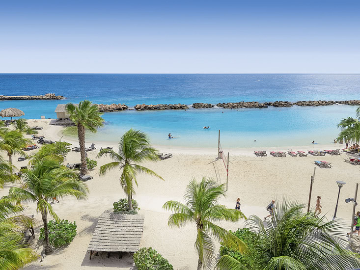 Apartotel Willemstad Curaçao Curaçao voor  7 nachten